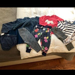 Toddler Girl 12-18 Months LARGE Bundle